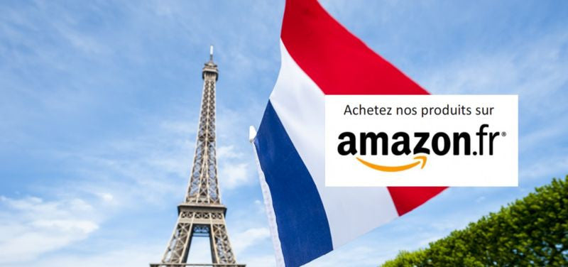 Successful e-commerce listing in France