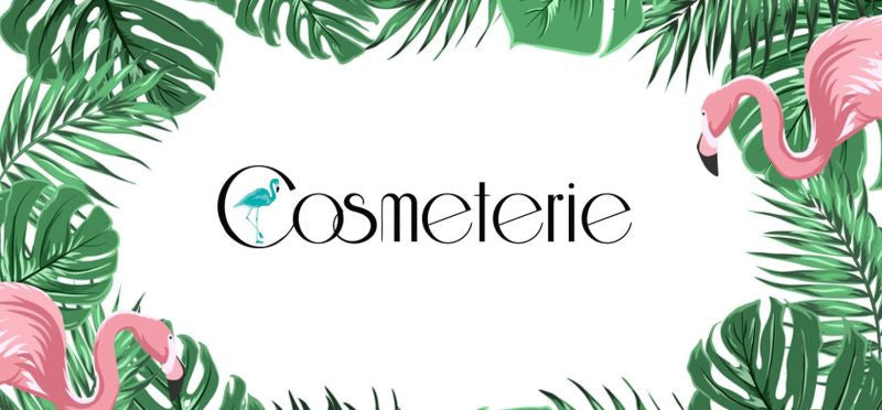 New collaboration with cosmeterie.com