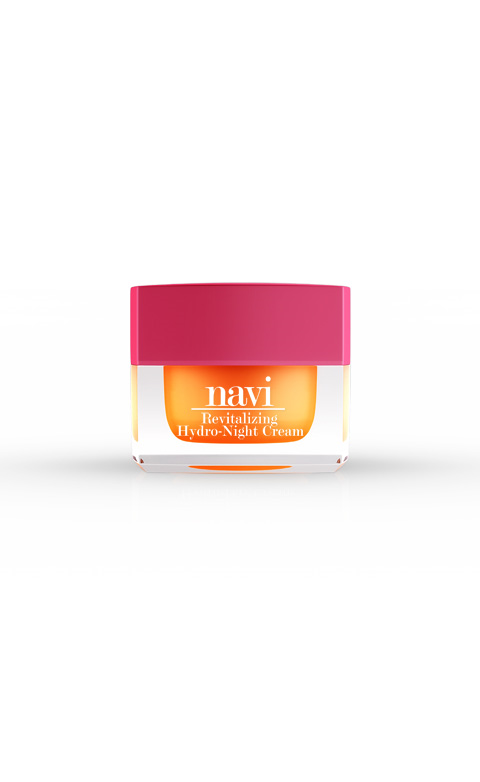 NAVI Revitalizing Hydro-Night Cream 4 ml