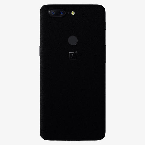 Oneplus 5T True Black Skins