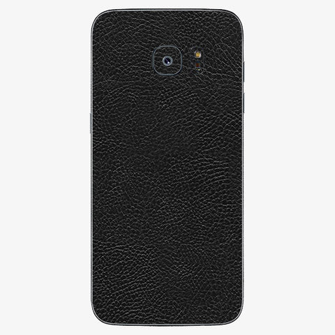 Samsung Galaxy S6 Edge Leather Skins