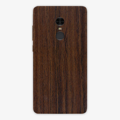 Xiaomi Redmi Note 4 Wood Series Skins
