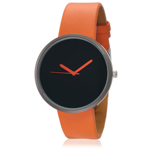 Anno Dominii Unisex Eclipse Orange Ultra Slim Watch_ADW0000284 - www.annodominii.com