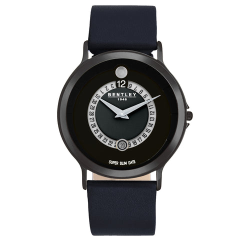 Bentley Eminence Analog super slim Date Men's Wrist Watch - www.annodominii.com