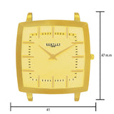 Bentley Eminence Analog Men's Square Wrist Watch-BN0N1T6Y_AAA69 - www.annodominii.com