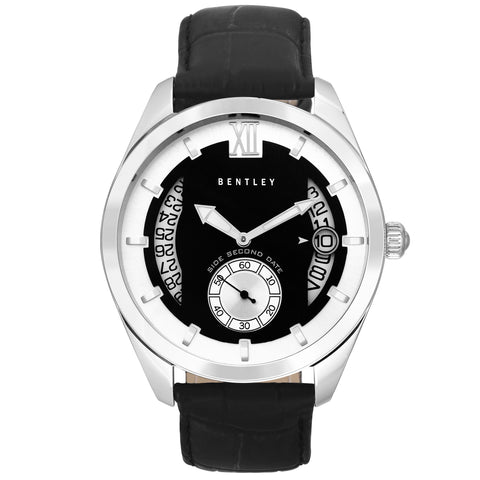 Bentley Captain Multifunction Men's Black Watch-BN0N1T6Y_AAA71
