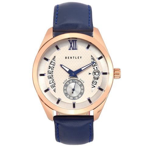 Bentley Captain Multifunction Men's Blue Watch-BN0N1T6Y_AAA72