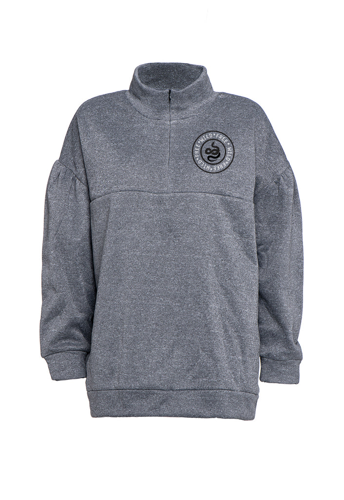 Winter 2021 - The Jacob Sweatshirt - Gray