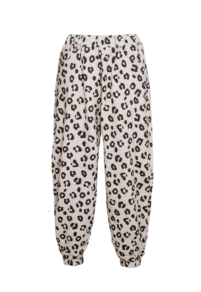Winter 2021 - Mom's joggers-leopard