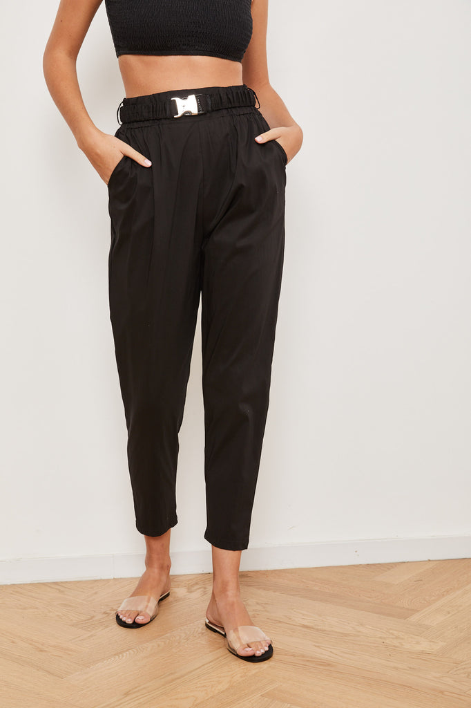 Winter 2021  - Mulan pants - Black