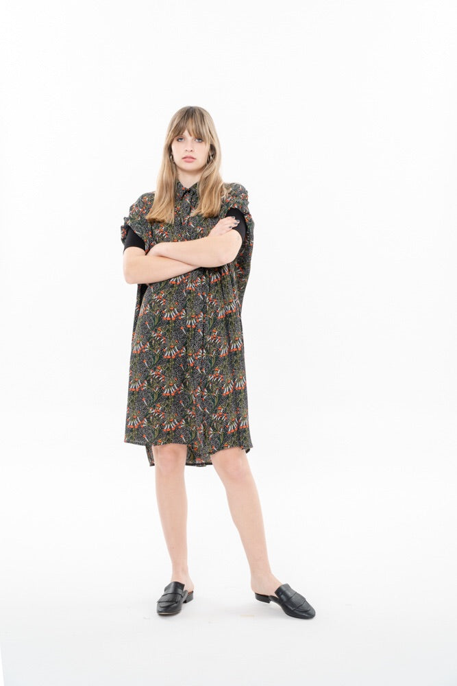 SUMMER CH'I DRESS - FLORAL