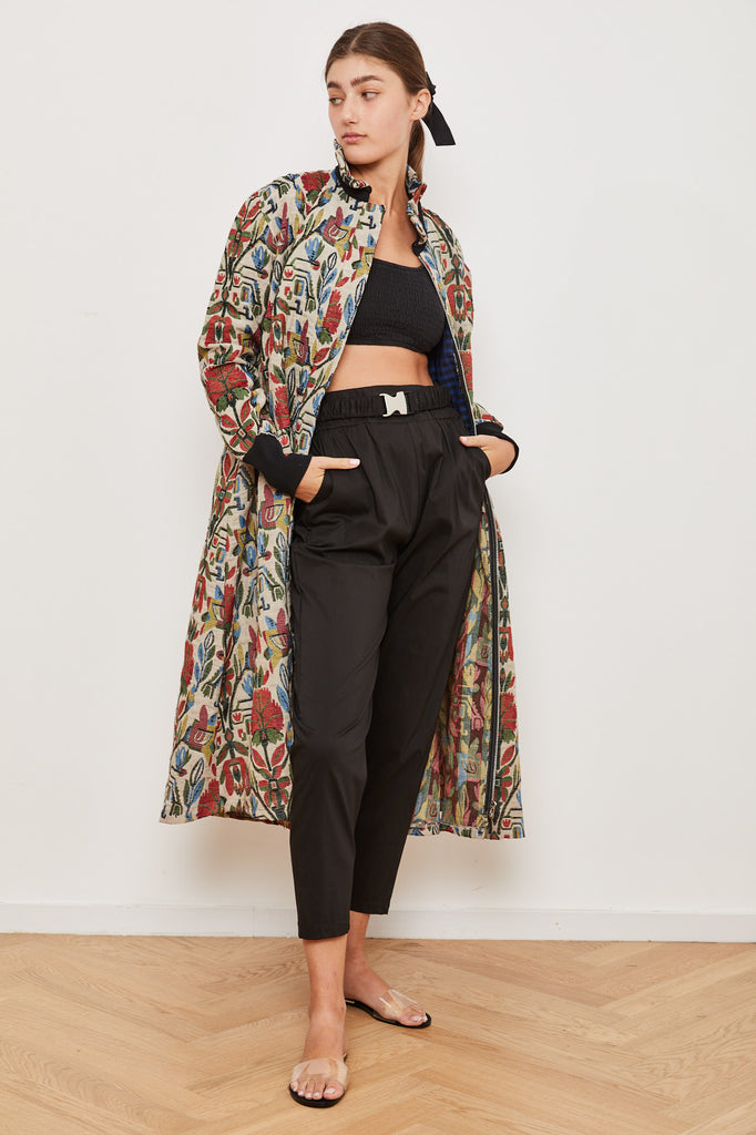 Winter 2021- Trench Coat - Granny tapestry
