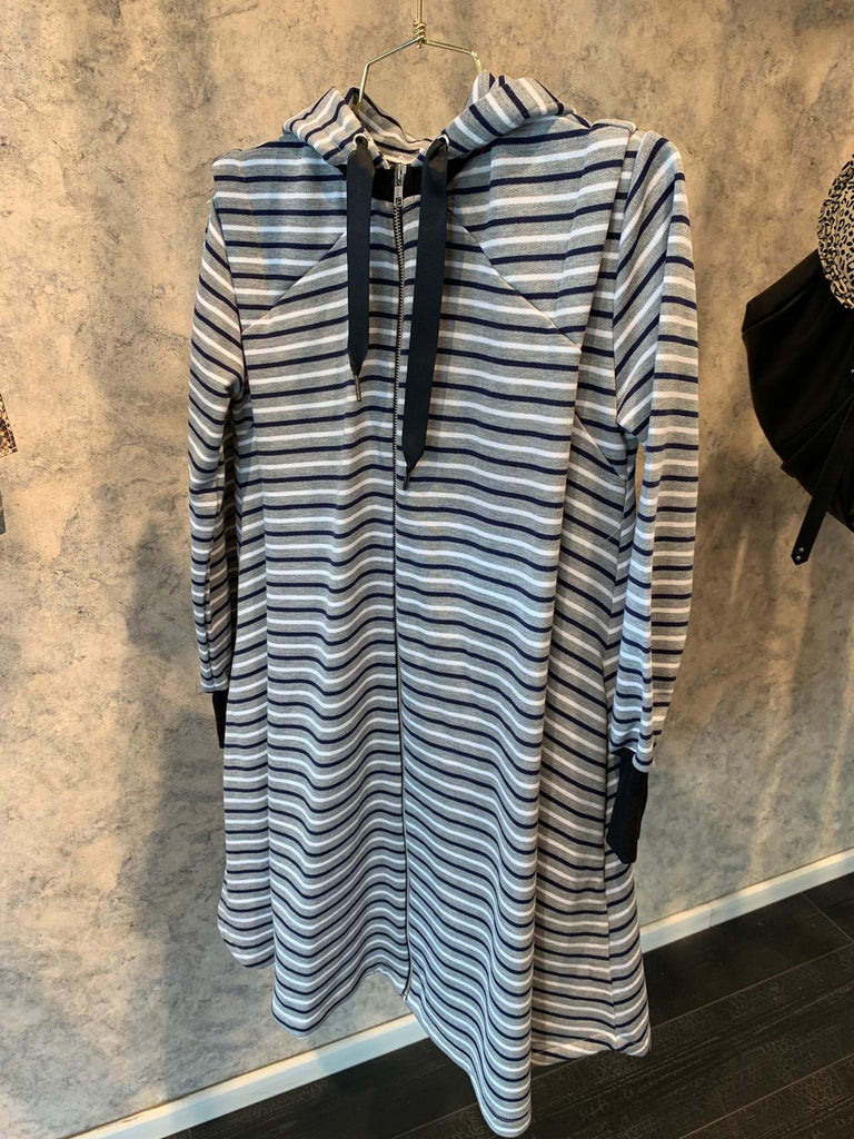 Winter 20  - KOCHAVA Dress - Stripes