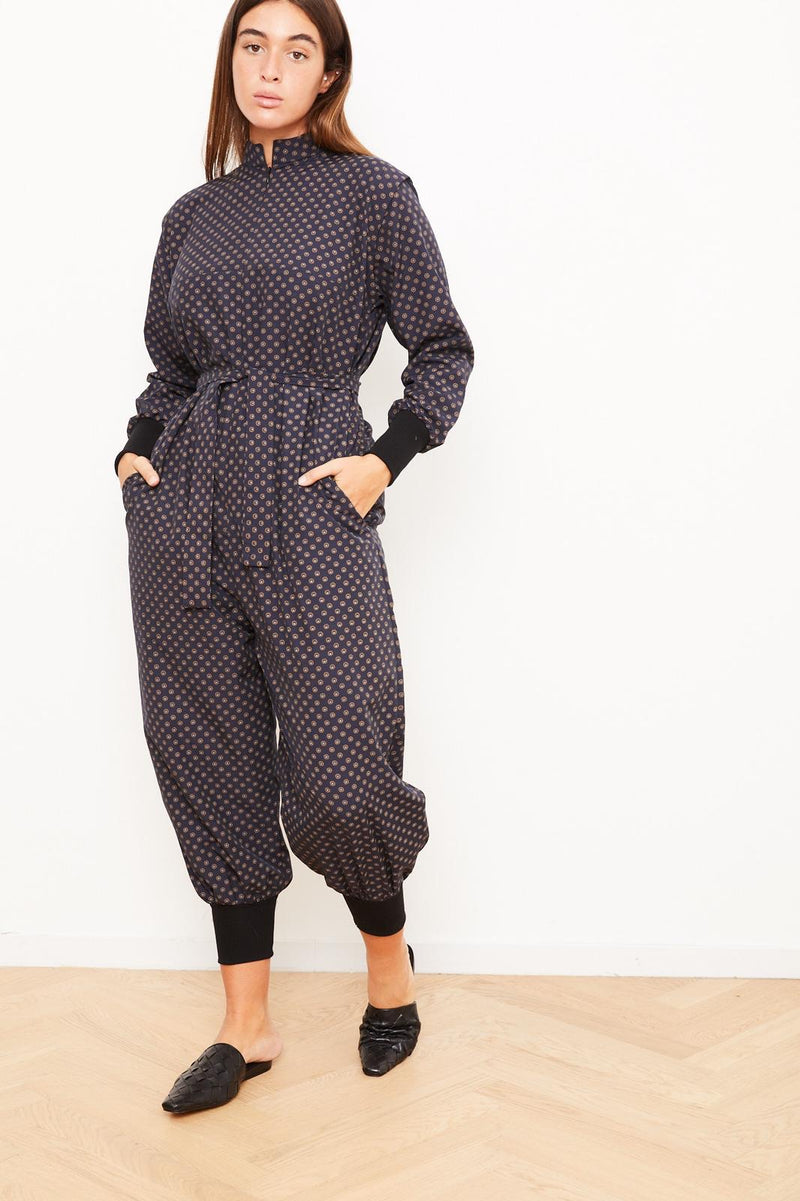 Winter 2021 -  Lucy Maxi Jumpsuit - African jumpsuit