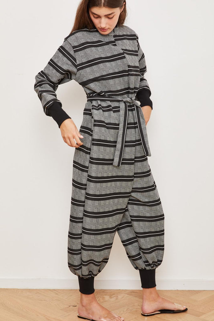 Winter 2021 -  Lucy Maxi Jumpsuit - Sporty