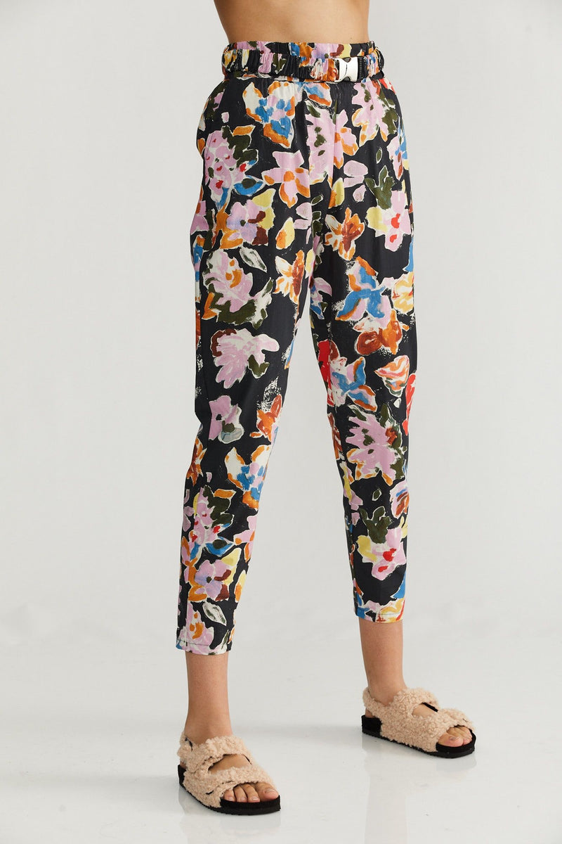 🌞Summer 2021  - Mulan pants - Floral