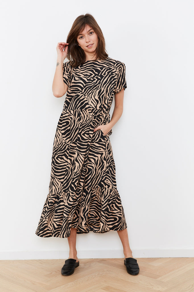 Summer 2020 - Meghan - Brown Zebra