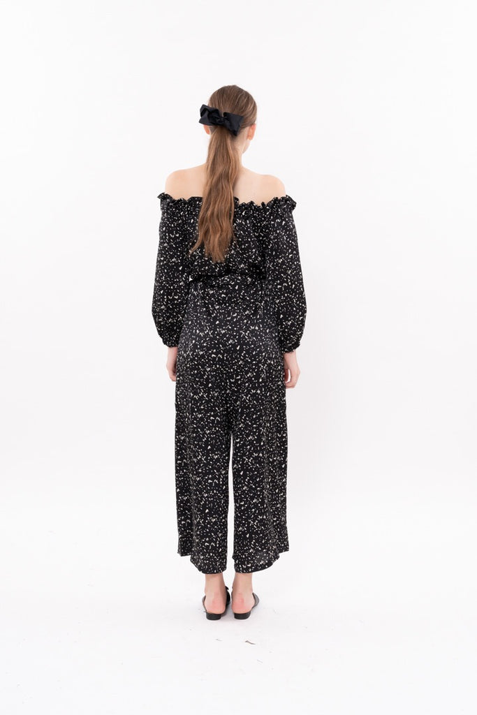 Winter 20 - Ritta jumpsuit - Black