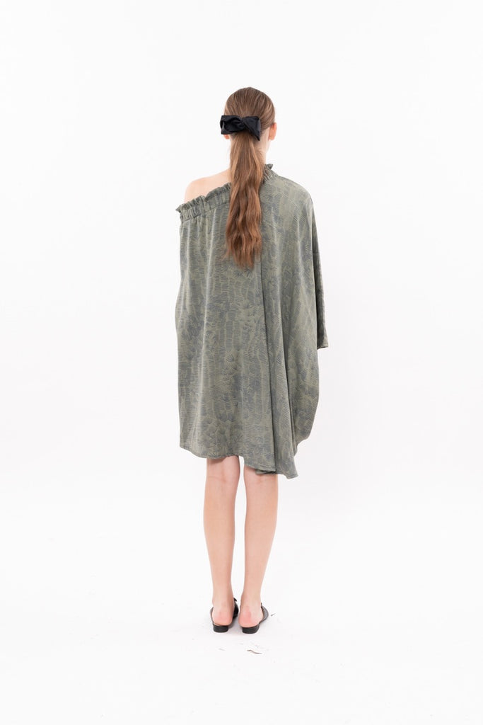 Winter 20- Cheers Dress - Green