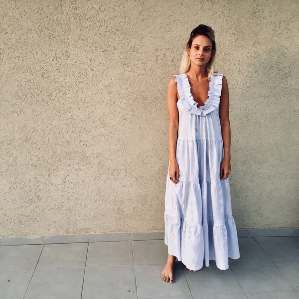The perfect summer dress - Heidi - Stripes