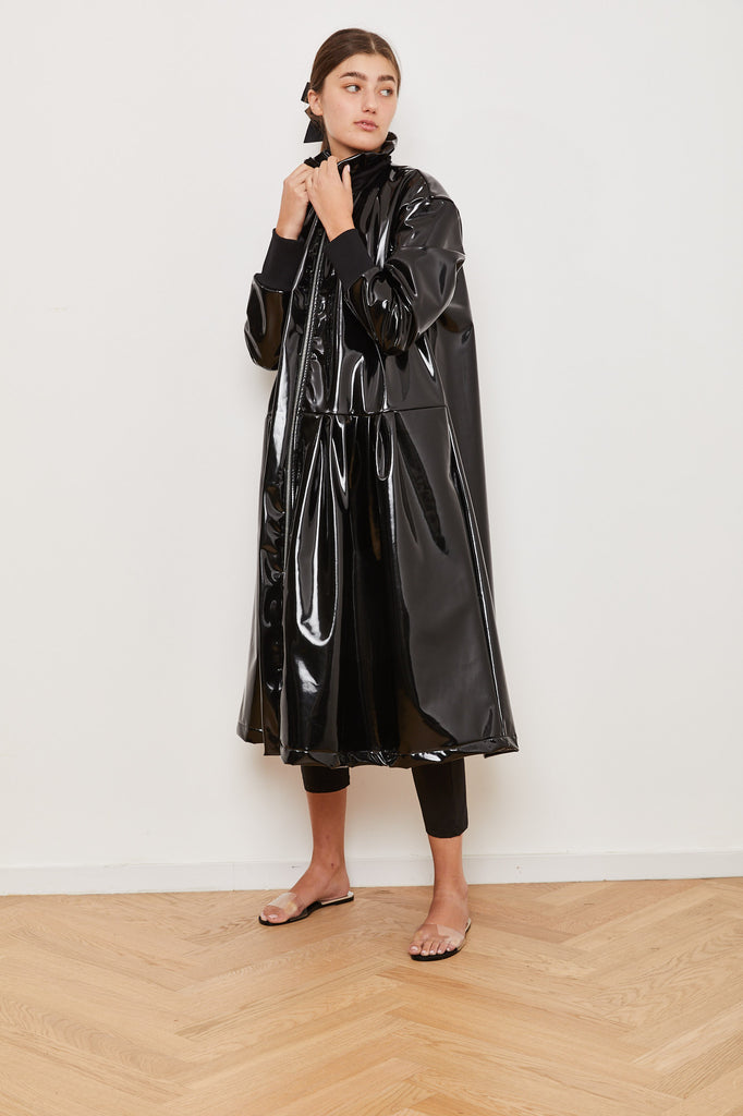 Winter 2021- Trench Coat - Vinyl