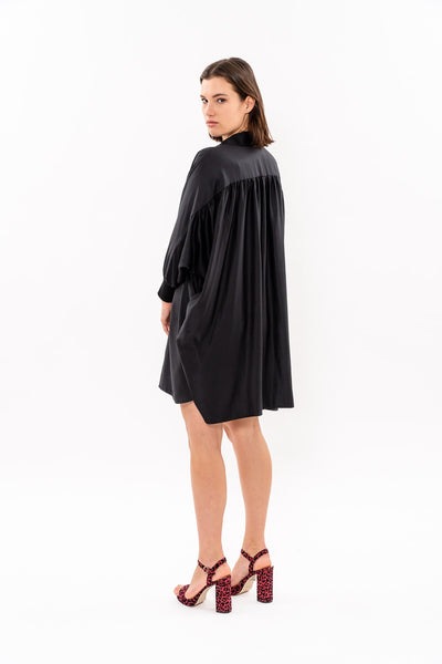 Winter 19 - Ch'i Dress - Black