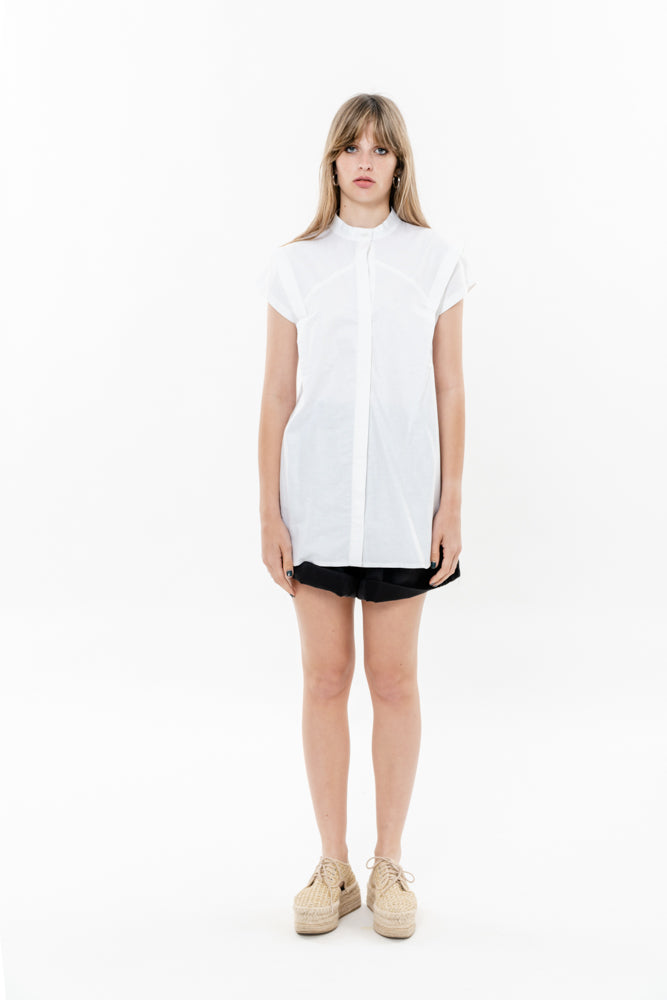 SPACE SHIRT - WHITE