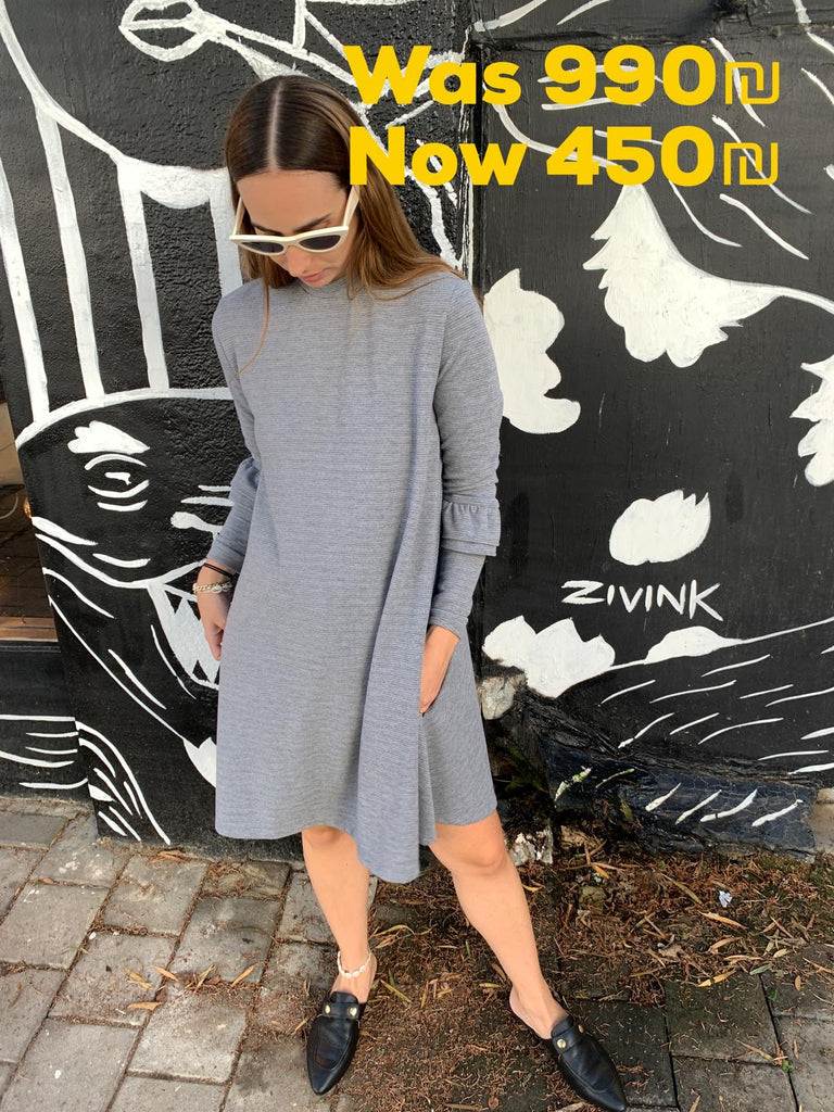 Swing Grey dress