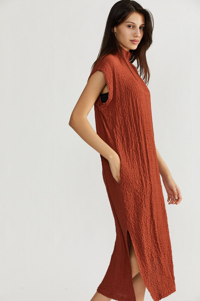 🌞Summer 2021 - Wadi Rum dress - Honey Brown