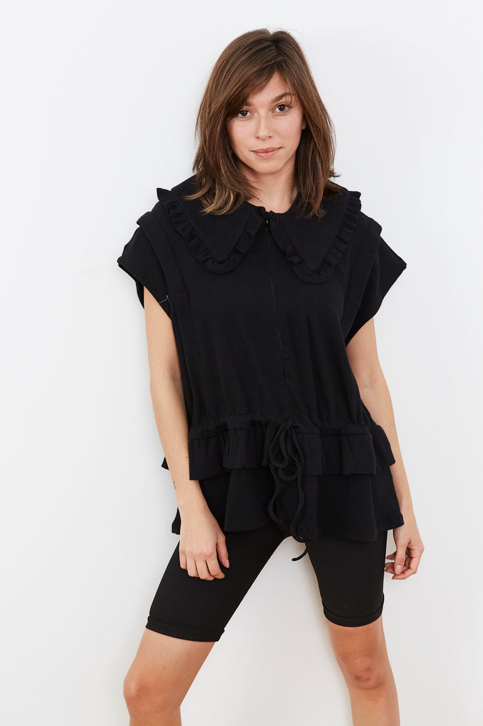 Summer 2020- Lucca shirt  - Black