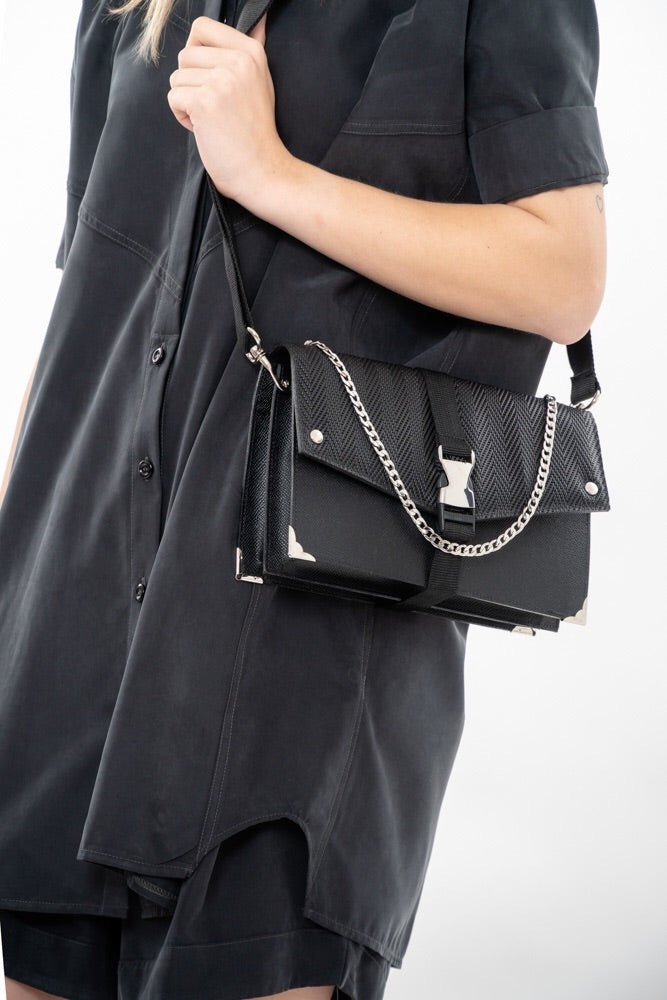 LIRA BAG - BLACK
