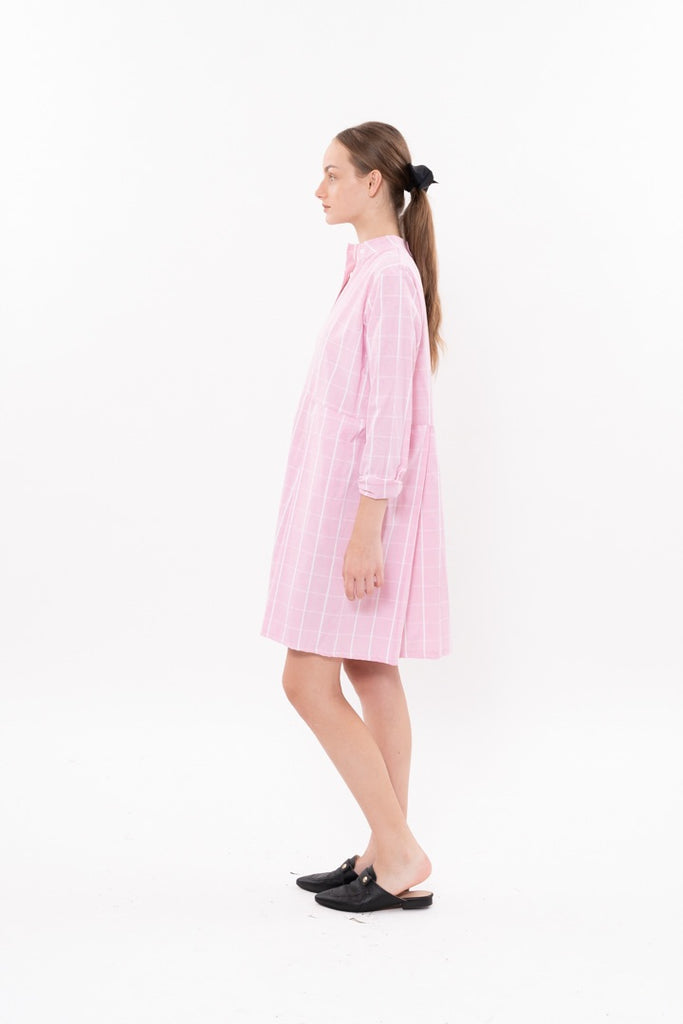 Winter 20 - Suzan Dress - Pink