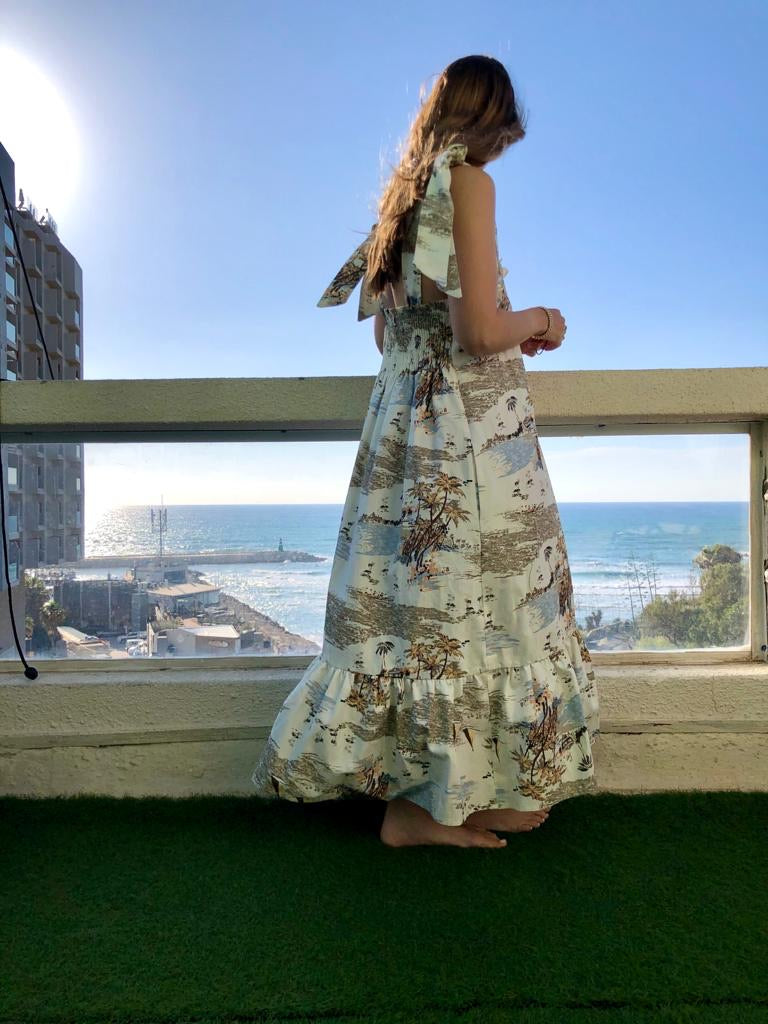 Summer 2020 - Troy dress - Secret Beach