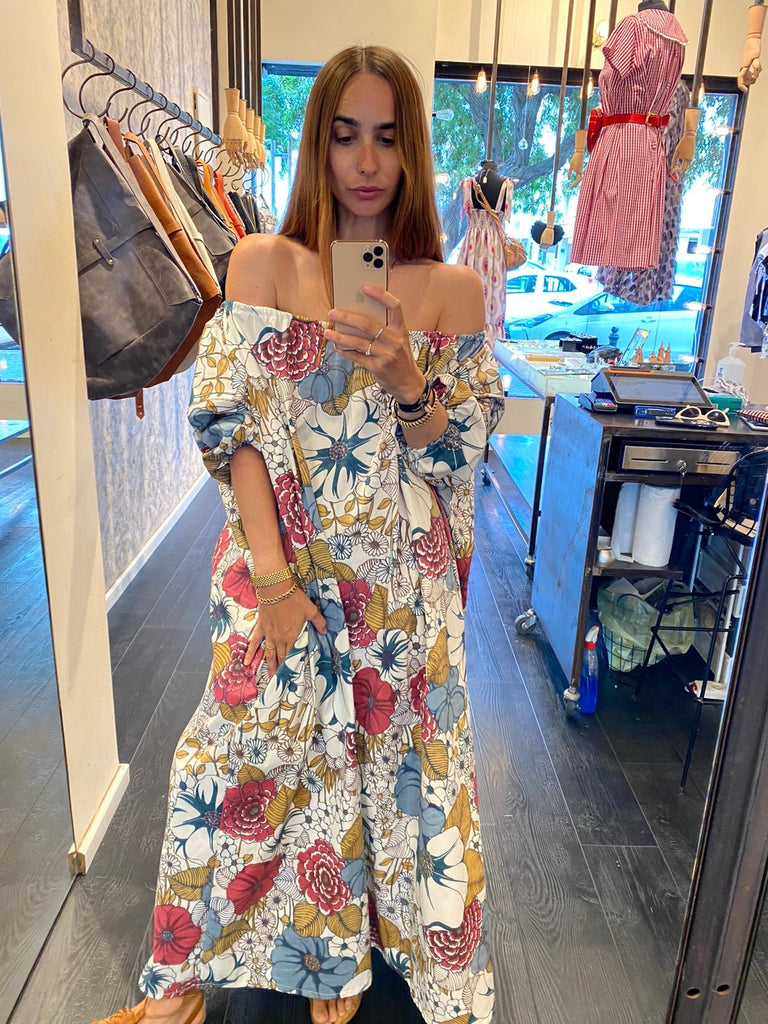 Summer 2020 - Sahara dress - Floral