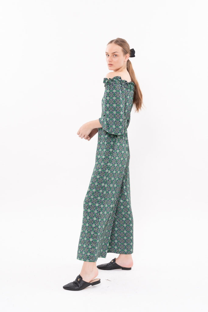 Winter 20 - Ritta jumpsuit - Green