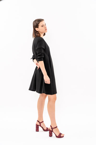 Winter 19 - Hanalle Dress - Black