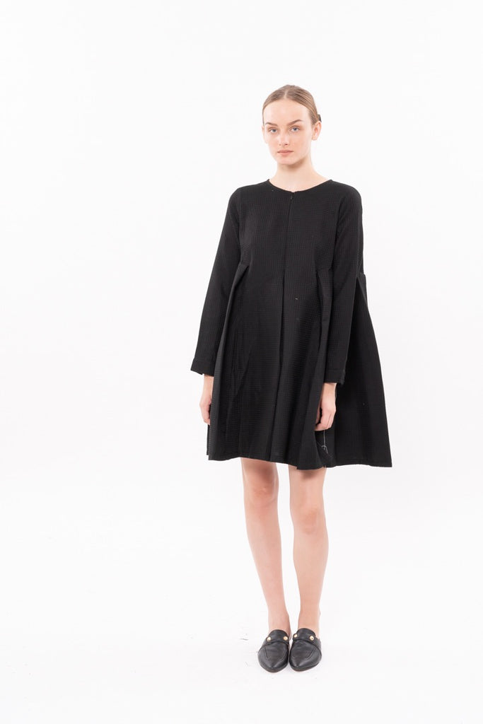 Winter 20 HANALLE DRESS - Black
