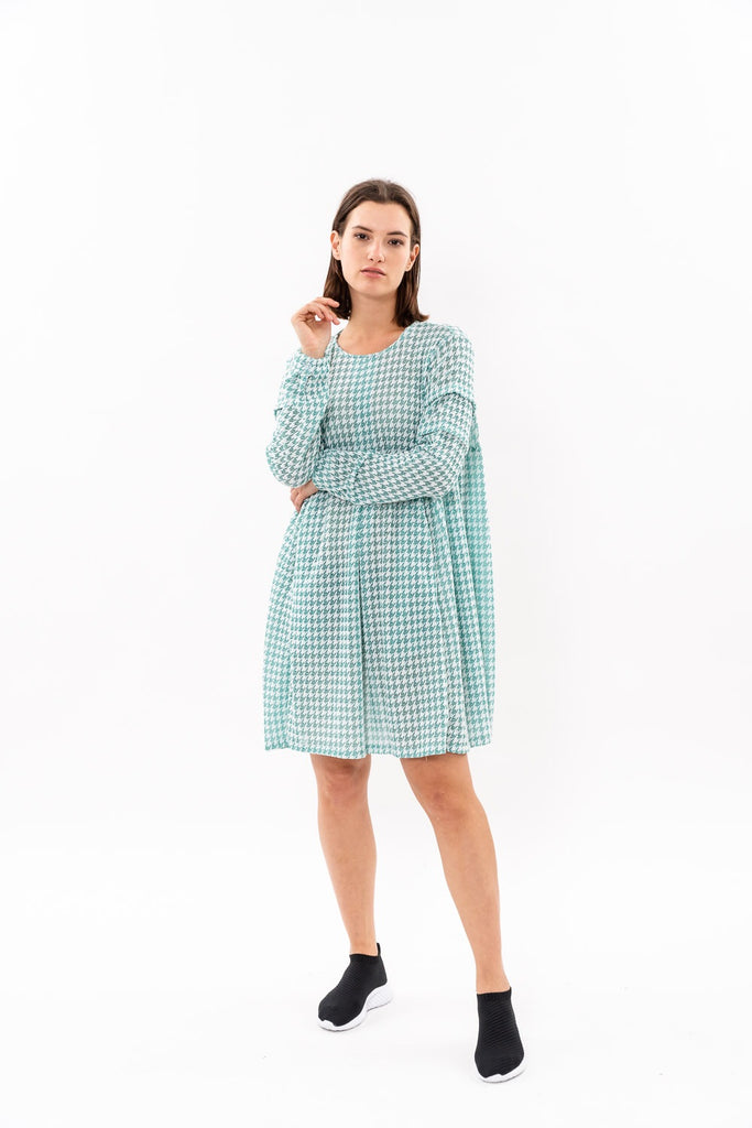 Winter 19 - Hanalle Dress - Green