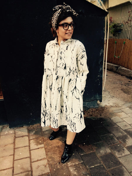 Marble Fella Dress