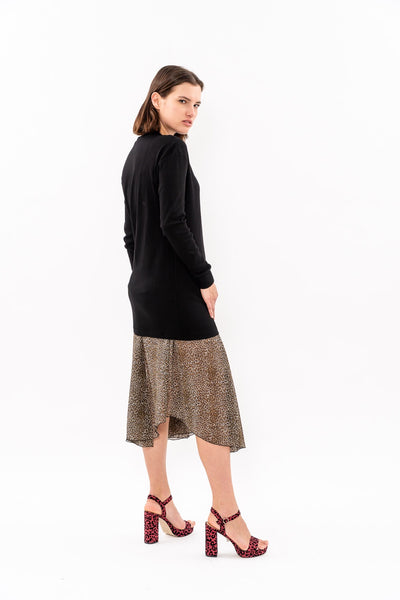 Winter 19 - Skirt - Leopard