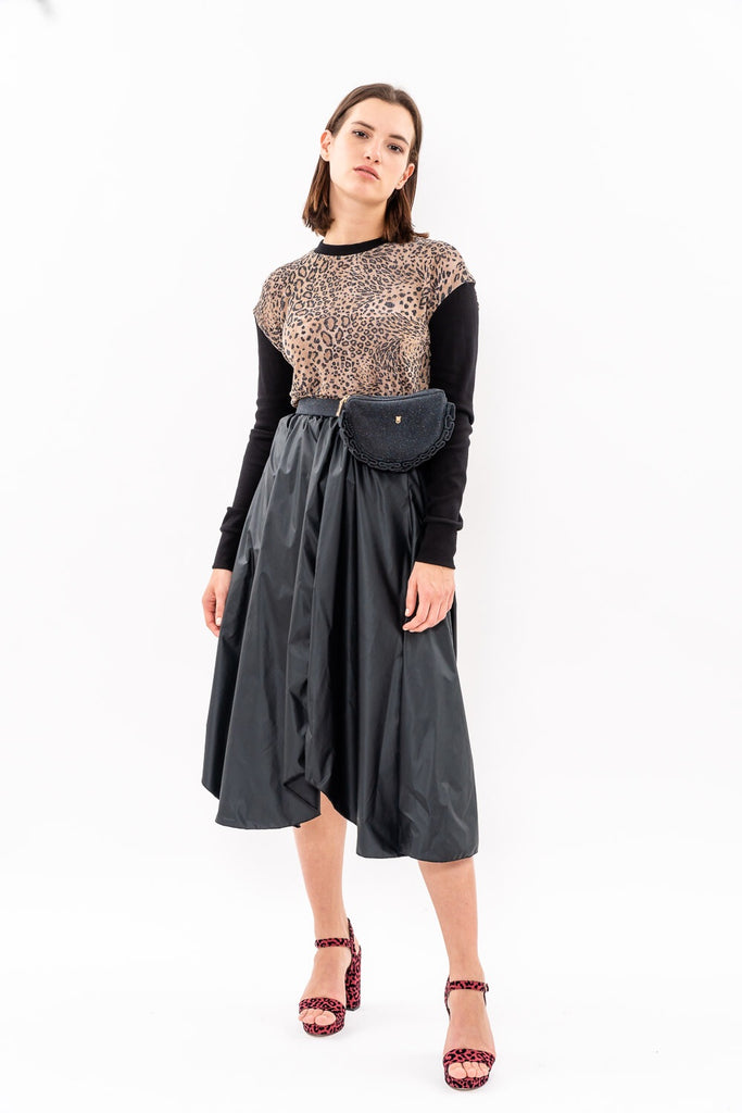 Winter 19 - Skirt - Black