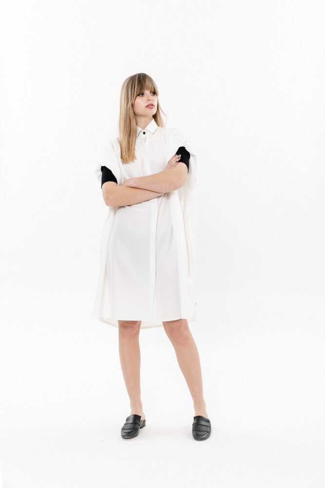 SUMMER CH'I DRESS - WHITE