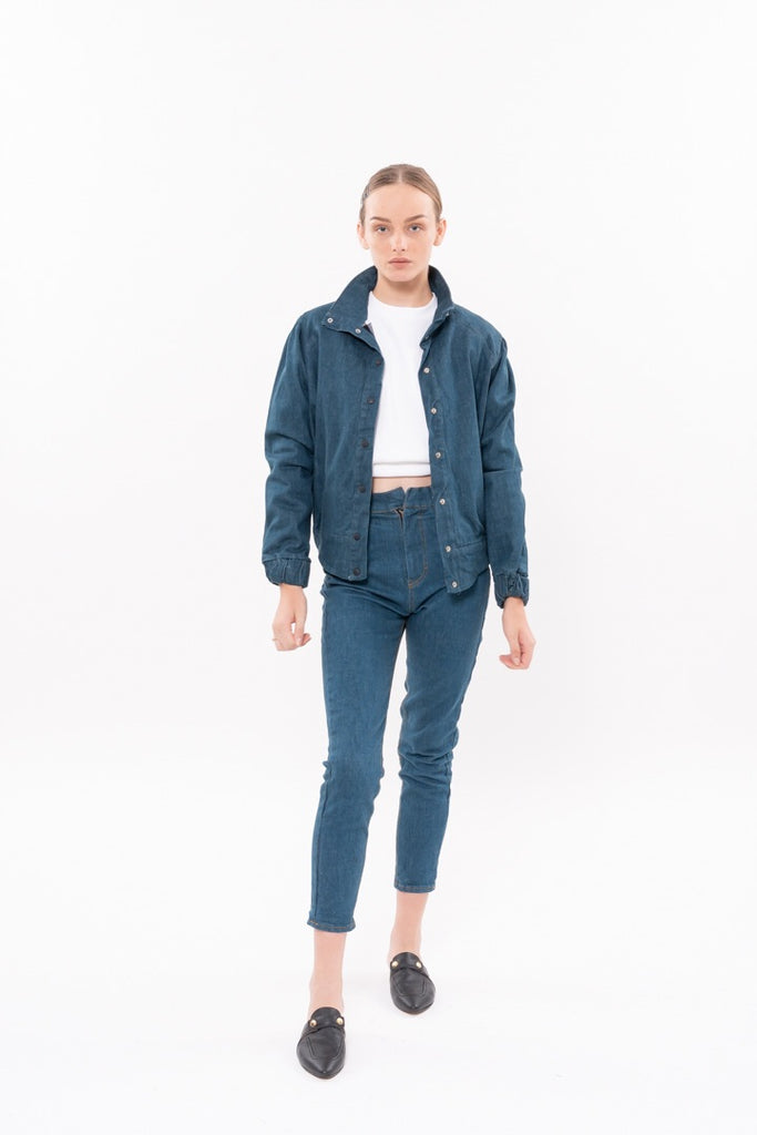 Winter 20 - Shum  jacket - Denim