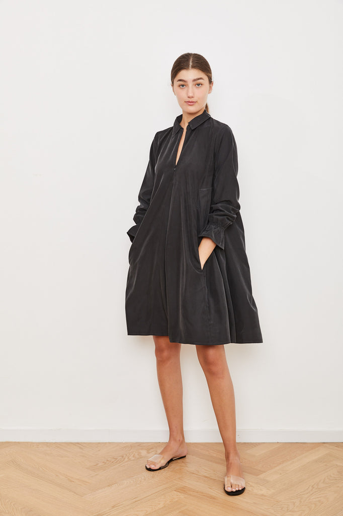 Winter 2021 - Hanalle dress - Black