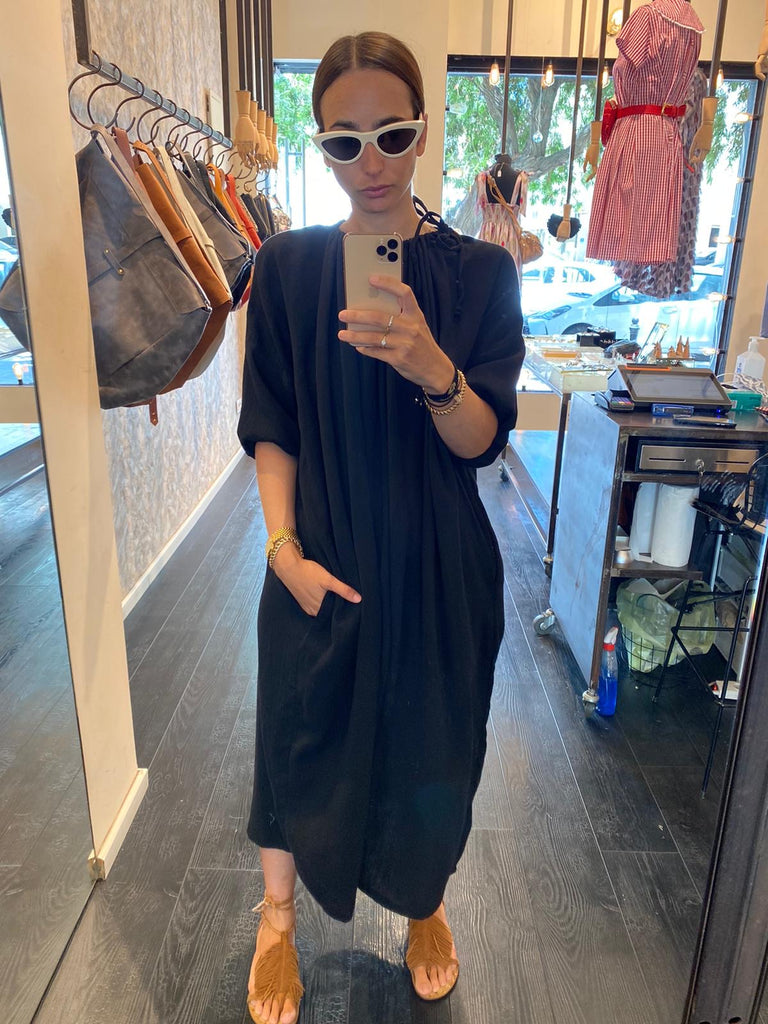 Summer 2020 - Sahara dress - Black