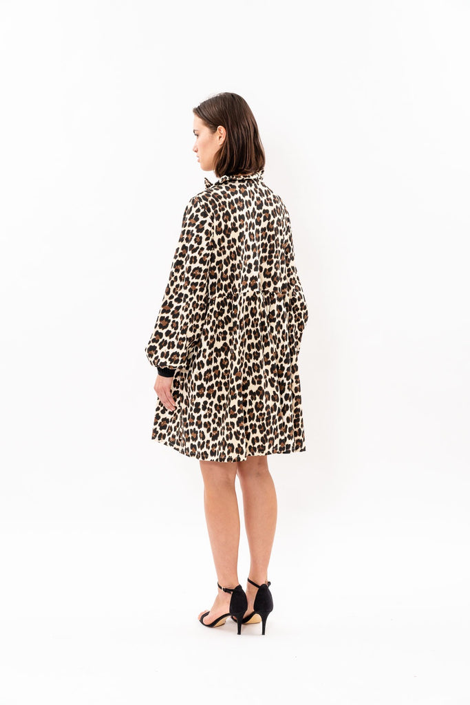 Buba Dress - Leopard print was 262$ now 164$