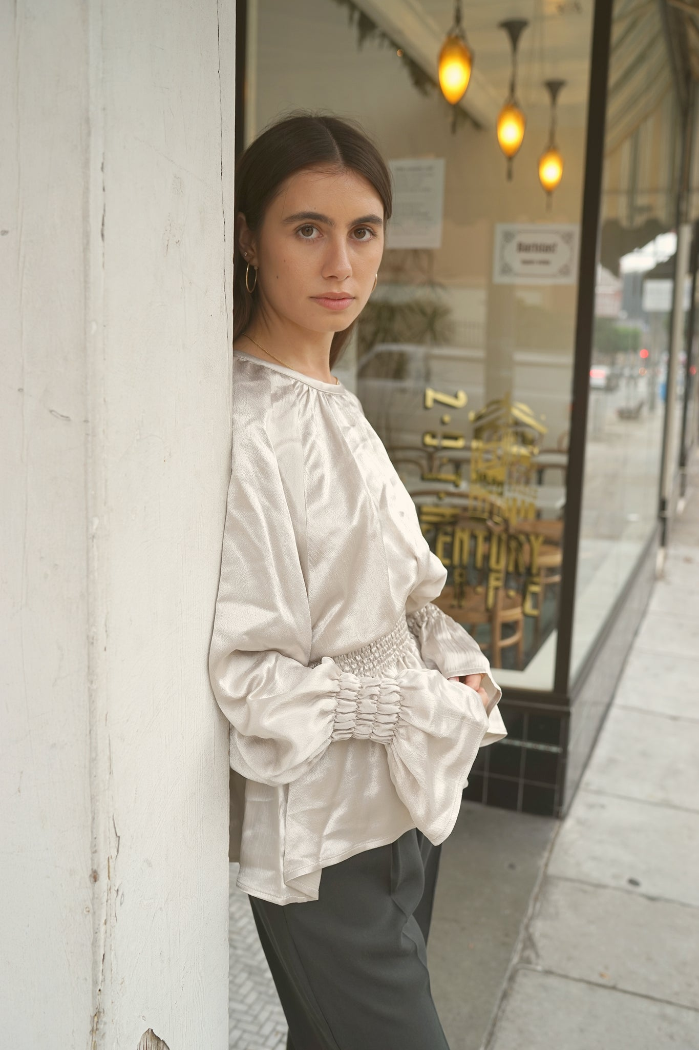alicia de mello, sustainable fashion, slow fashion, san francisco, womens wear, sustainable brands