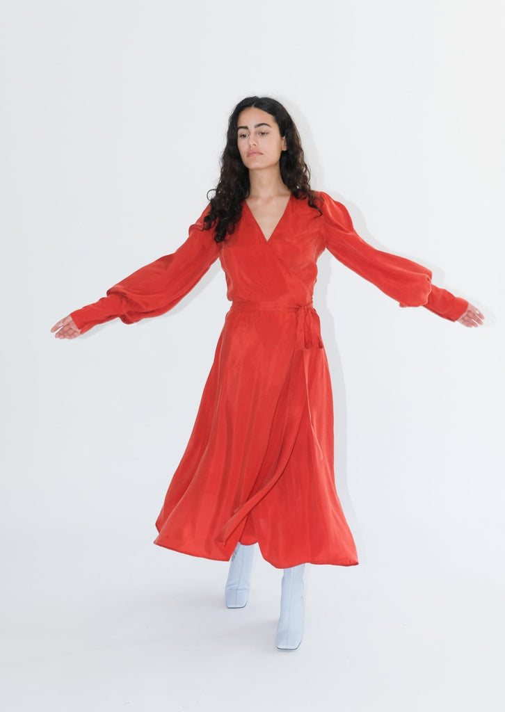 Ruth Dress (Ruby)
