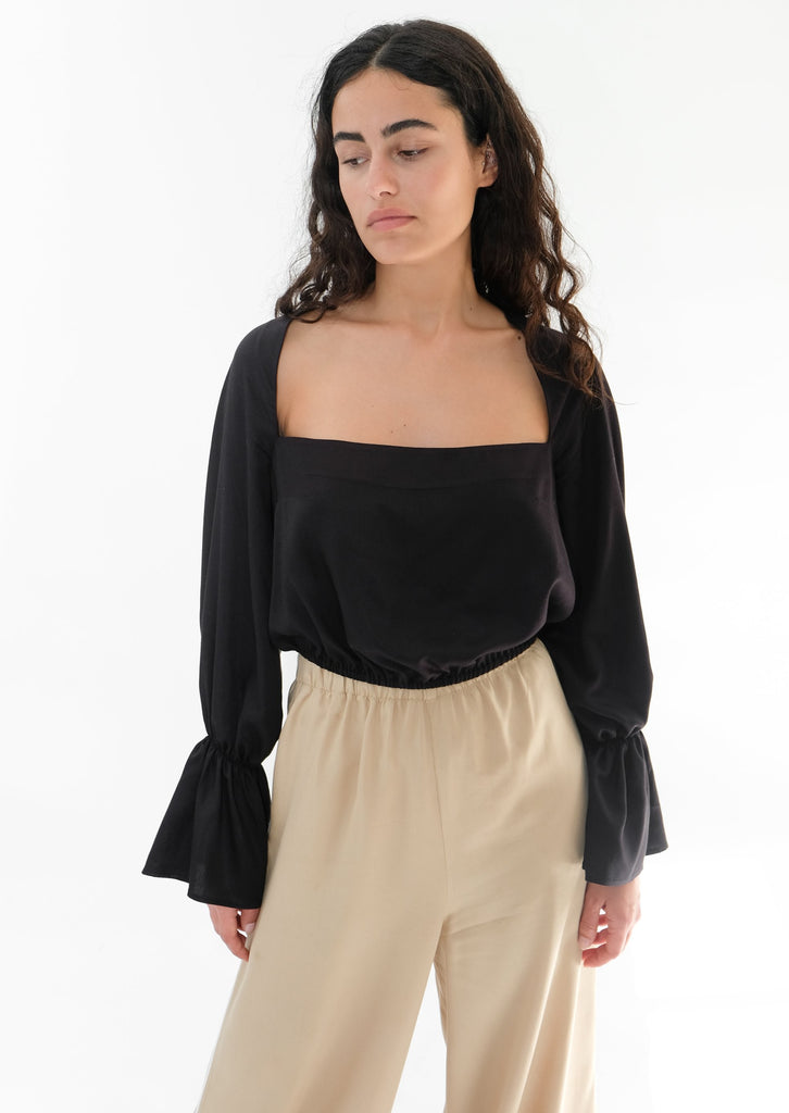 Winnie Top (Black)