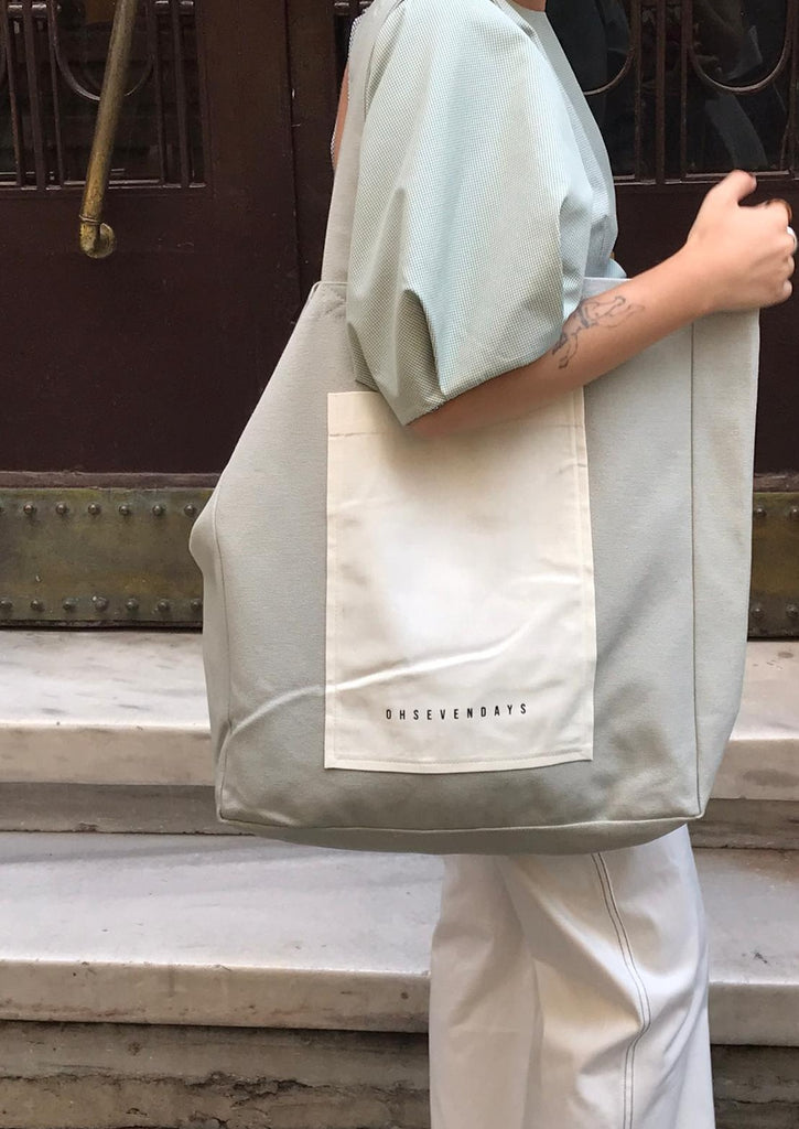Oh'Shopper Tote Bag